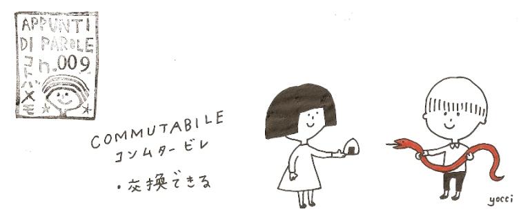 commutabile